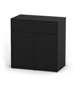 Juwel trigon 350 meubel zwart