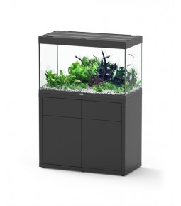 Aqualantis Aquarium Fusion beton 70x50x65 met meubel 40 mm (incl. led)